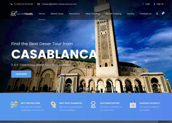 Création Site Web Maroc, Création Site eCommerce et Marketing