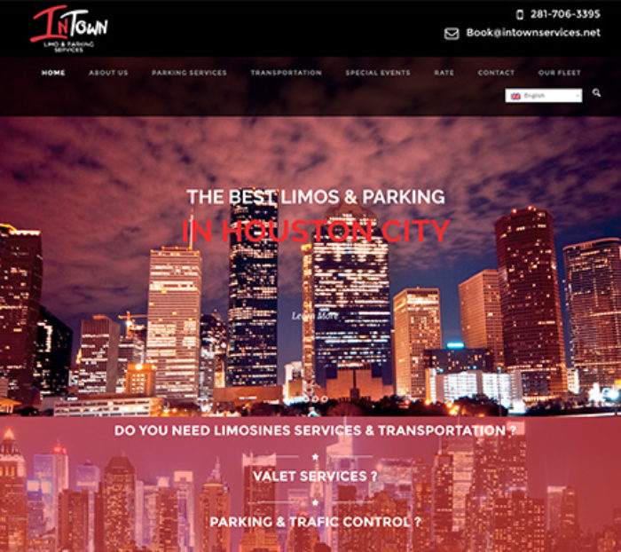 INTOWN Limo & Parking - IKER.MA