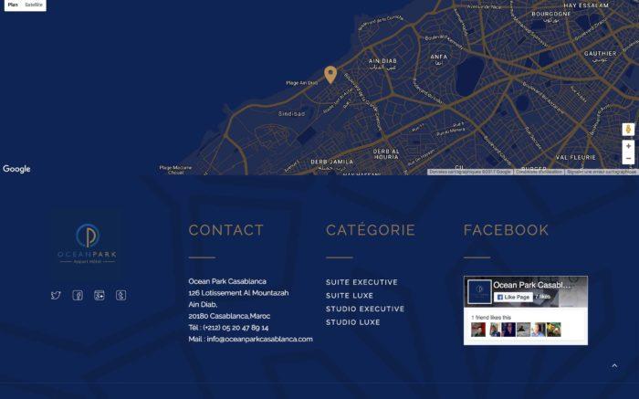 Ocean Park Casablanca - IKER.MA