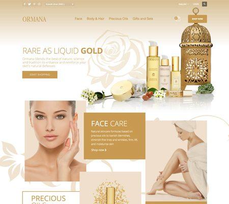 Creation site web OrmanaGulf